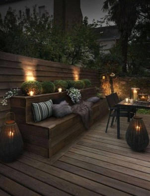 Amazing Design Ideas To Beautify Your Backyard 15