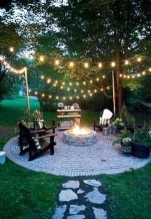 Amazing Design Ideas To Beautify Your Backyard 22