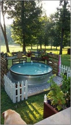 Amazing Design Ideas To Beautify Your Backyard 34