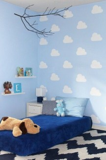 Awesome Child's Room Ideas With Wall Decoration 03