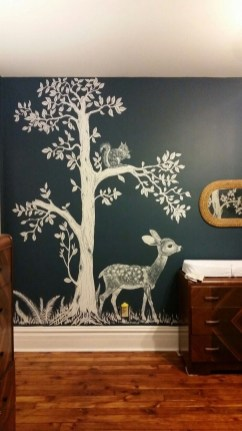 Awesome Child's Room Ideas With Wall Decoration 16