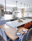 Elegant Kitchen Design With Contemporary Kitchen Features You Can Try 45