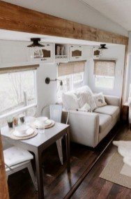 Fabulous RV Renovation Ideas To Make A Happy Campers 02
