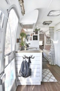 Fabulous RV Renovation Ideas To Make A Happy Campers 19
