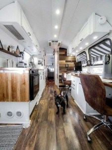 Fabulous RV Renovation Ideas To Make A Happy Campers 29