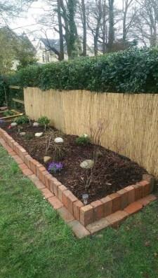 Marvelous Garden Border Ideas To Dress Up Your Landscape Edging 16