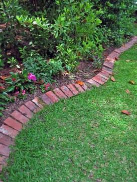 Marvelous Garden Border Ideas To Dress Up Your Landscape Edging 45