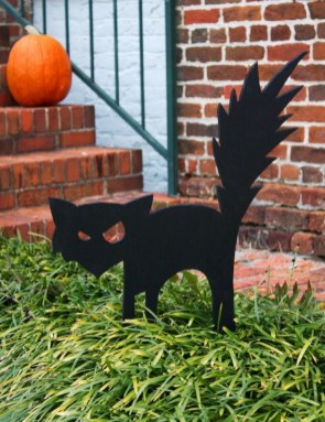 Spooktacular Halloween Outdoor Decoration To Terrify People 09