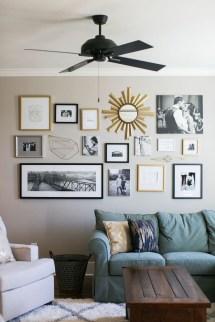 Trendy Living Room Wall Gallery Design Ideas 03