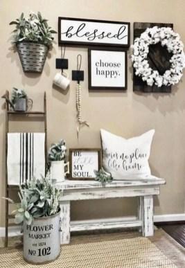 Trendy Living Room Wall Gallery Design Ideas 26