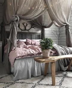 Best Master Bedroom Decoration Ideas For Winter 02