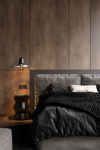 Modern Style For Industrial Bedroom Design Ideas 11