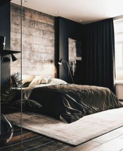 Modern Style For Industrial Bedroom Design Ideas 50