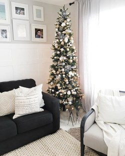 Outstanding Winter Decoration Ideas For Your Apartment 22