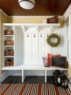 Unique DIY Mudroom Bench Ideas For Inspiration 46