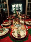 Fabulous Christmas Decor Ideas To Elevate Your Dining Table 49