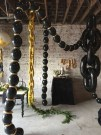 Wonderful Black And Gold New Years Eve Party Decoration Ideas 48