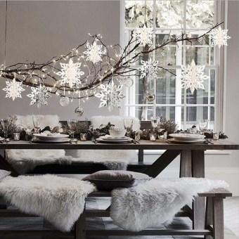 Wonderful Winter Decoration Ideas After Christmas 06