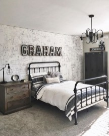 Adorable Teenage Boy Room Decor Ideas For You 04