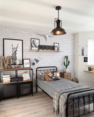 Adorable Teenage Boy Room Decor Ideas For You 07
