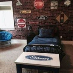 Adorable Teenage Boy Room Decor Ideas For You 13