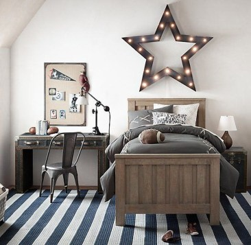 Adorable Teenage Boy Room Decor Ideas For You 22
