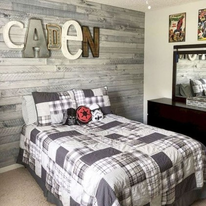 Adorable Teenage Boy Room Decor Ideas For You 38
