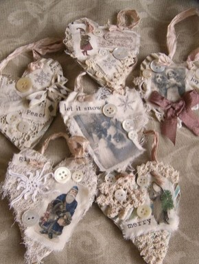 Affordable Valentine's Day Shabby Chic Decorations On A Budget 06