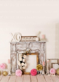 Affordable Valentine's Day Shabby Chic Decorations On A Budget 14