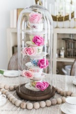Affordable Valentine's Day Shabby Chic Decorations On A Budget 21