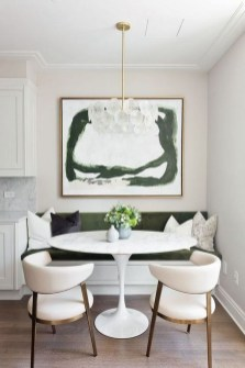 Amazing Small Dining Room Table Decor Ideas To Copy Asap 03
