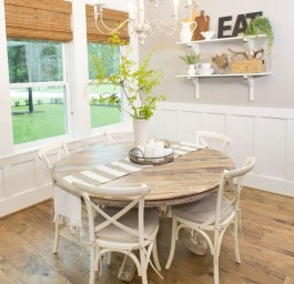 Amazing Small Dining Room Table Decor Ideas To Copy Asap 20