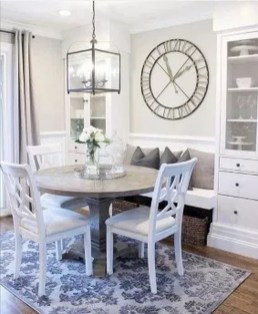 Amazing Small Dining Room Table Decor Ideas To Copy Asap 39