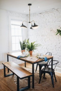 Amazing Small Dining Room Table Decor Ideas To Copy Asap 51