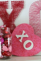 Best Valentines Day Mantel Decor Ideas That You Will Falling In Love With 38