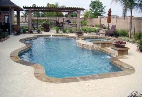 Comfy Pool Seating Ideas For Your Outdoor Decoration 06