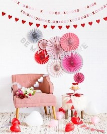 Creative DIY Valentines Day Decoration Ideas To Beautify Your Home 11