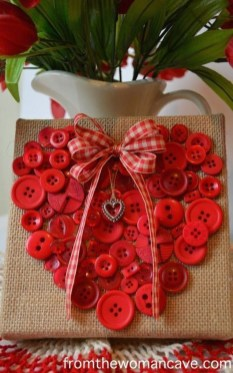 Creative DIY Valentines Day Decoration Ideas To Beautify Your Home 15