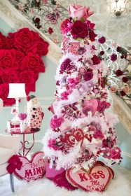 Creative DIY Valentines Day Decoration Ideas To Beautify Your Home 46