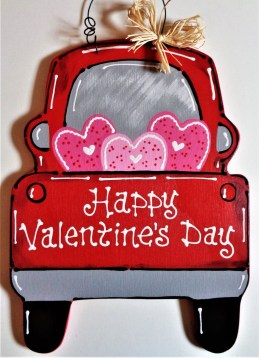 Cute Valentine Door Decorations Ideas To Spread The Seasons Greetings 27