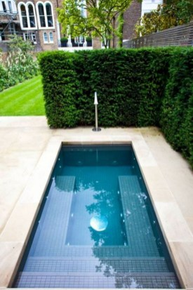 Extraordinary Small Pool Design Ideas For Small Backyard 08
