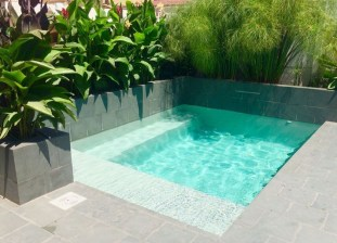 Extraordinary Small Pool Design Ideas For Small Backyard 22