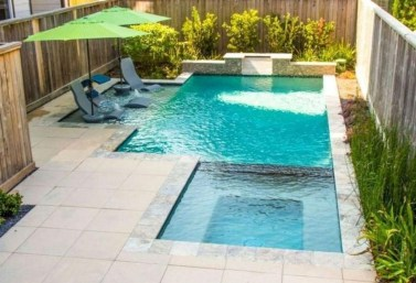 Extraordinary Small Pool Design Ideas For Small Backyard 31