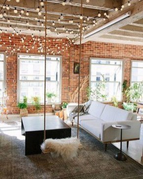 Fabulous Industrial Loft Make Over Ideas For Trendy Home 08