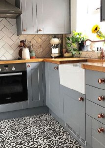 Gorgeous Small Kitchen Design Ideas For Your Small Home 11
