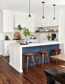 Gorgeous Small Kitchen Design Ideas For Your Small Home 38