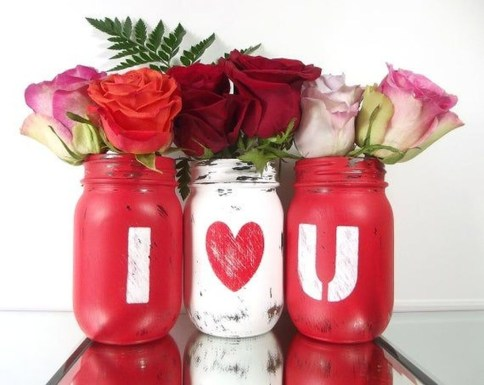 Lovely Valentines Day Home Decor To Win Over The Hearts 08