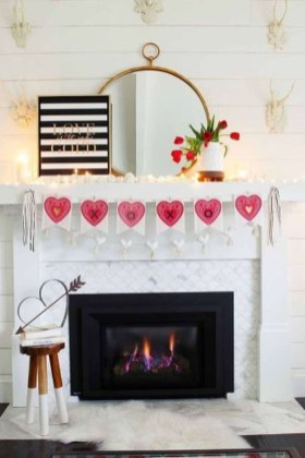 Lovely Valentines Day Home Decor To Win Over The Hearts 15