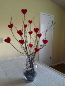 Lovely Valentines Day Home Decor To Win Over The Hearts 29