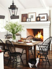 Magnificent Dining Room Decorating Ideas For Valentine's Day 36